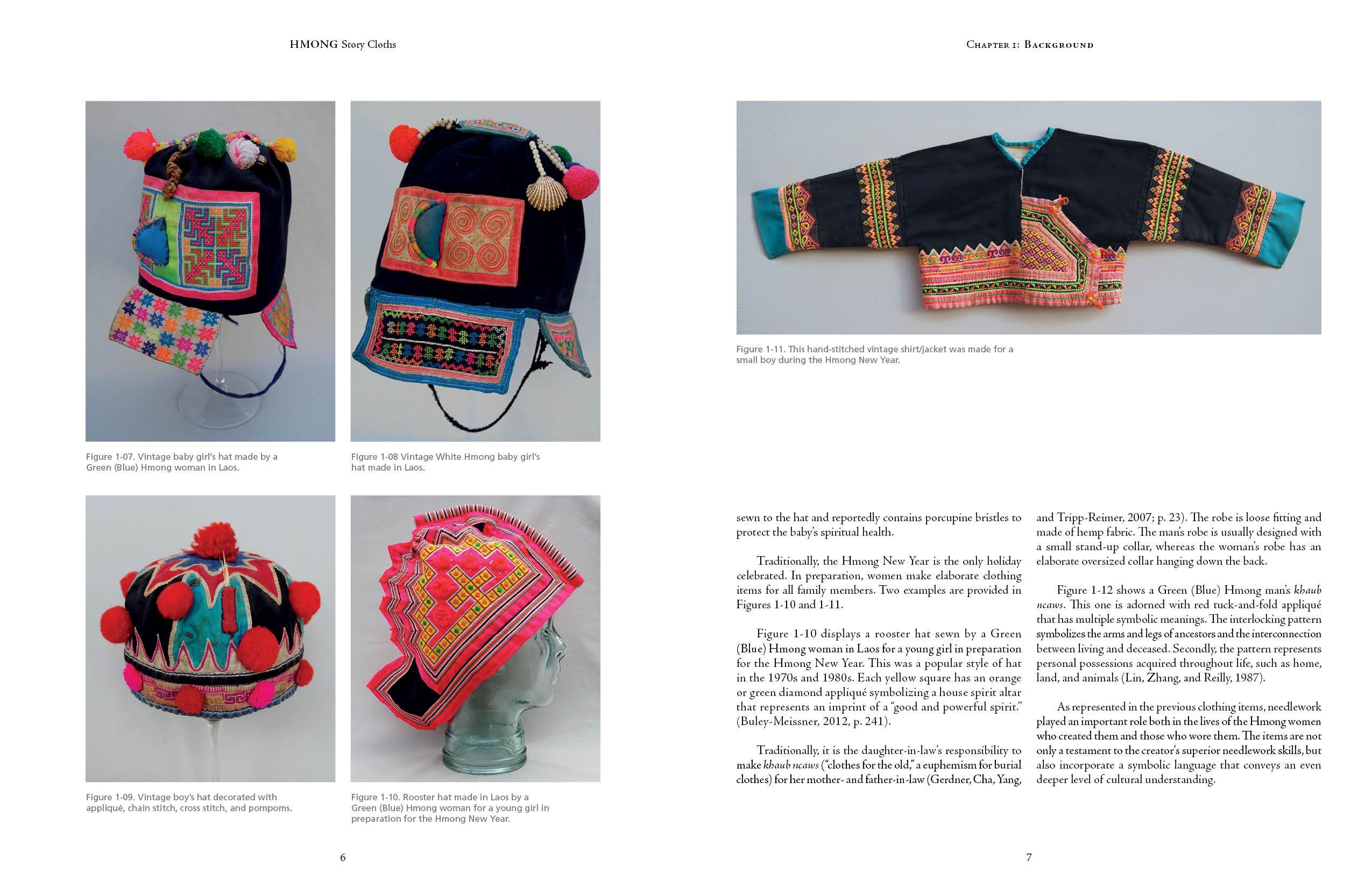 Amazon com: Hmong Story Cloths: Preserving Historical & Cultural