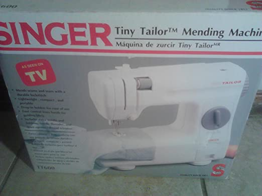 Singer Tiny Tailor Mending Máquina de coser: Amazon.es: Hogar
