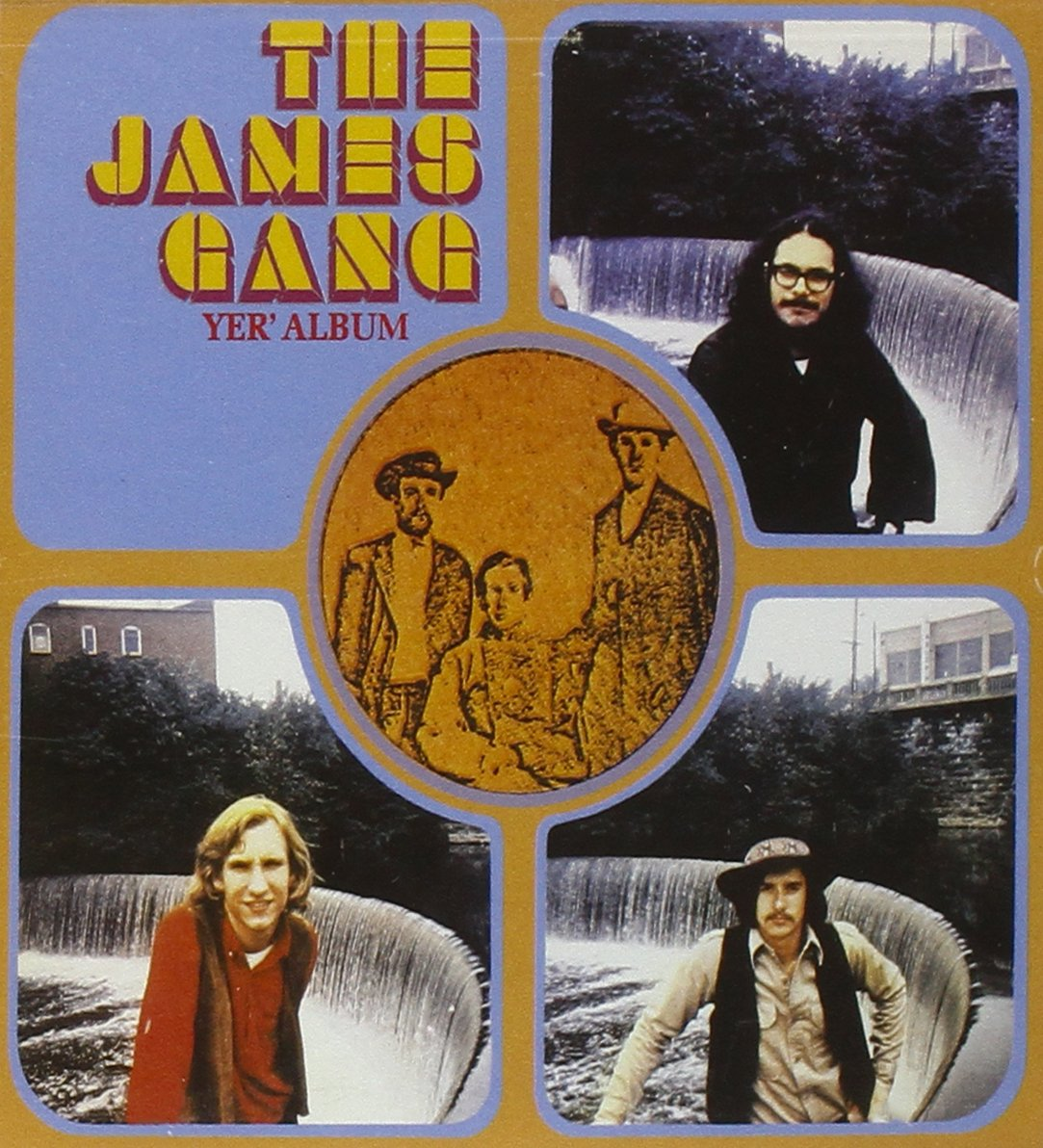 CD : James Gang - Yer' Album