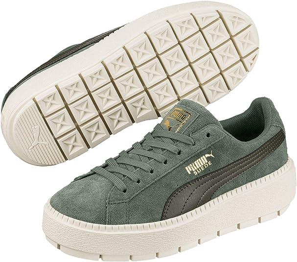 puma donna sneakers verdi