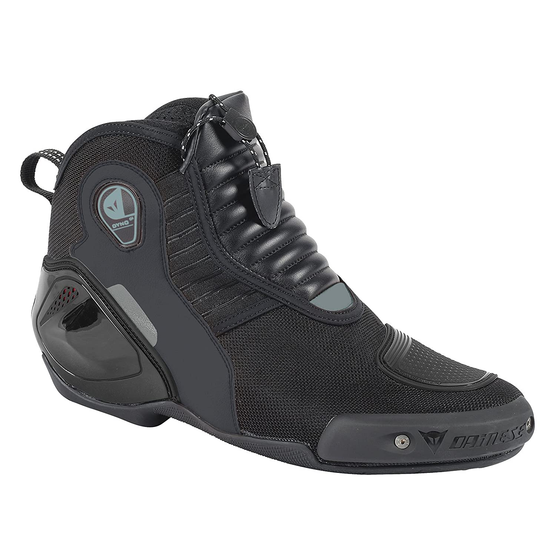 c6d646237 Amazon.com: Dainese Dyno D1 Mens Motorcycle Shoes Black/Anthracite  46Euro/12.5 USA: Automotive