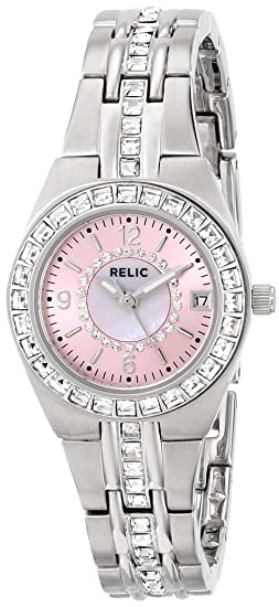 c3aced1d9830 Relic ZR11787 Reloj para Mujer