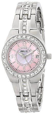 Amazon.com: Relic by Fossil Queens Court - Reloj deportivo ...
