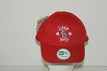Amazon.com  MLB St Louis Cardinals Little MVP Toddler Hat Cap Lid ... 1cd664cffad