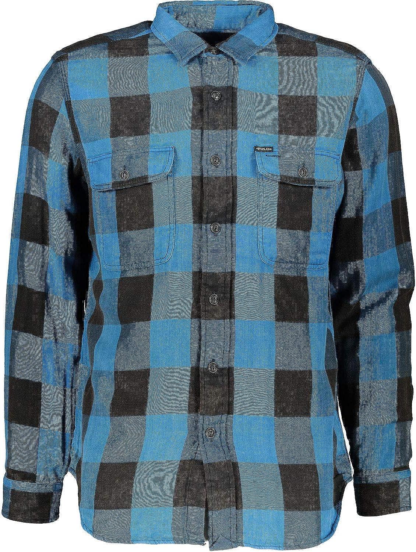Polo Ralph Lauren Camisa a Cuadros Talla M: Amazon.es: Ropa y ...