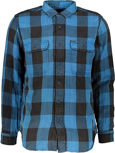 Polo RALPH LAUREN Camisa a cuadros a cuadros. Talla M: Amazon.es: Ropa y accesorios