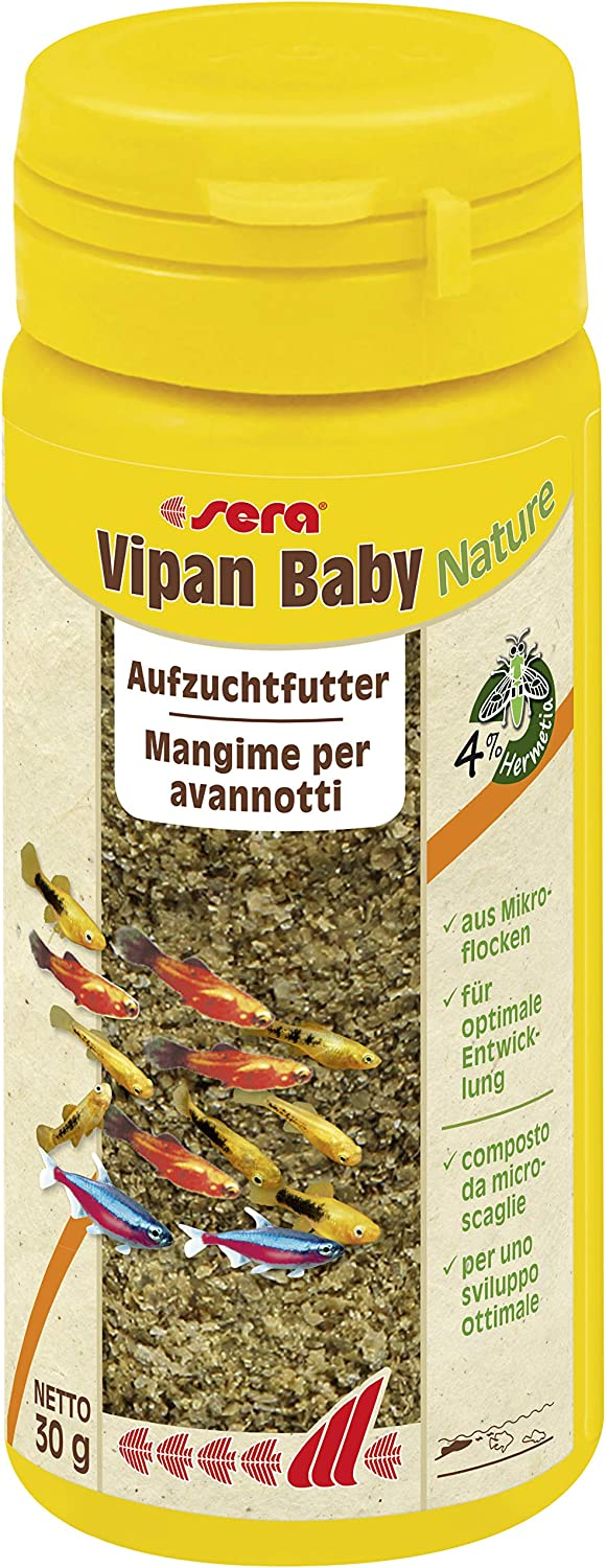 Sera 730 vipan Baby 1 oz 50 ml Pet Food, One Size
