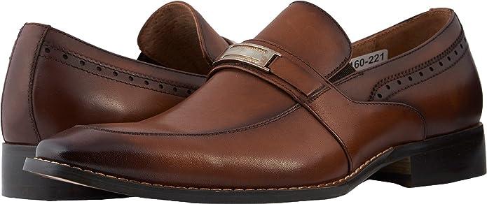 Men's Shaw Moc Toe Bit Slip-On Loafer