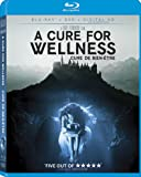 Cure For Wellness (Bilingual) [Blu-ray + DVD + Digital Copy]