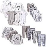 Hanes Ultimate Baby Flexy-17 件套凉爽天气必备套装