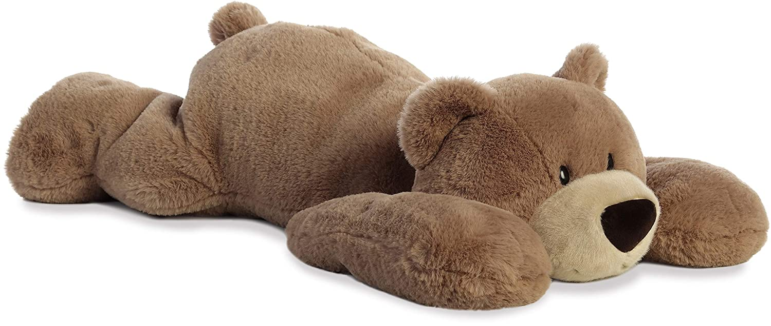 27 Hugga-Wug Bear Taupe Aurora World Inc