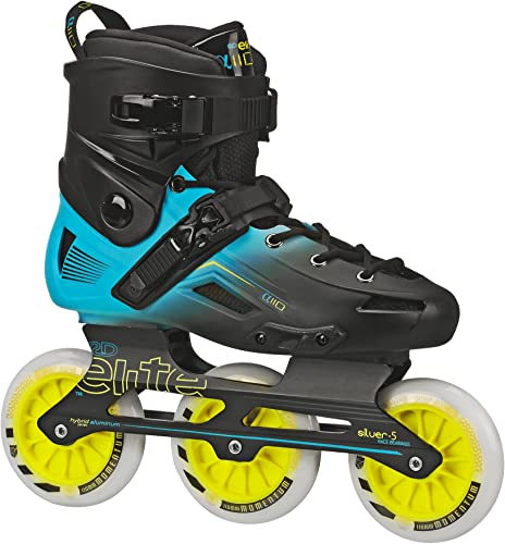 Roller Derby Elite Alpha 110mm 3-wheel Inline Skate 6