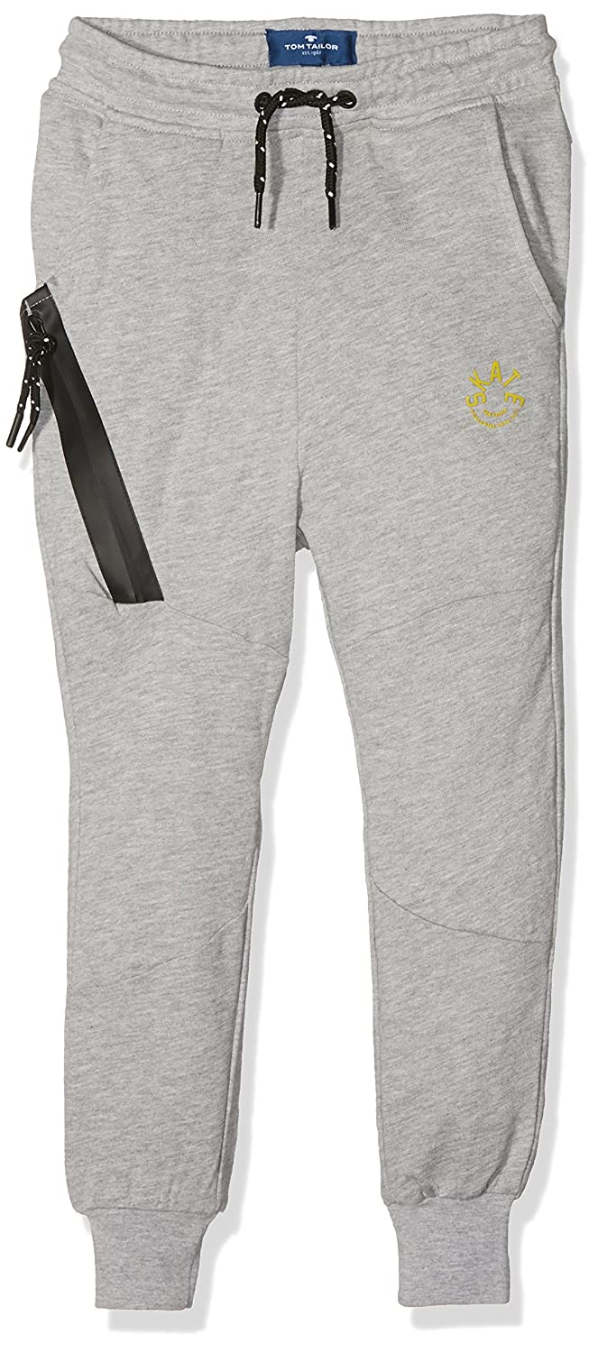 TOM TAILOR Jungen Sporthose Jogginghose Uni Long 6829362.00.30