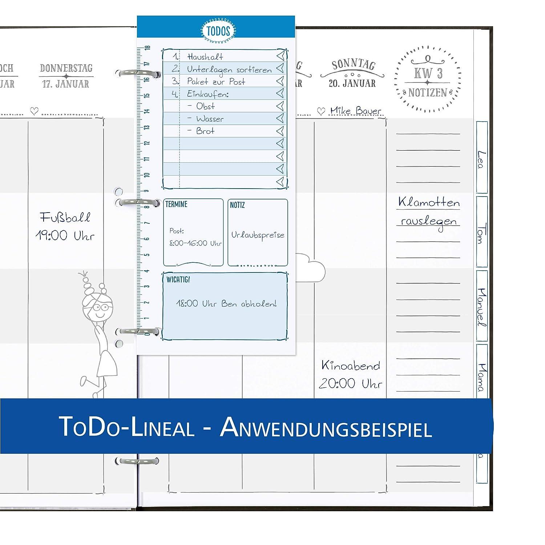 A5 Funda para documentos flexiNotes TODO-LINEAL color Basic