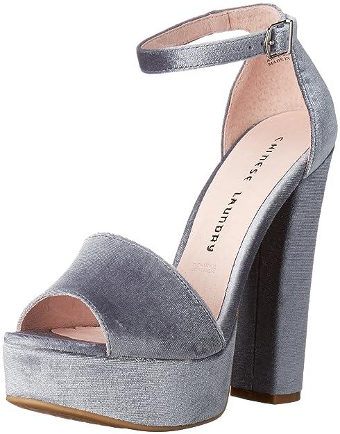 582316ad5f7e Chinese Laundry Womens Ace Platform Dress Sandal  Amazon.ca  Shoes ...