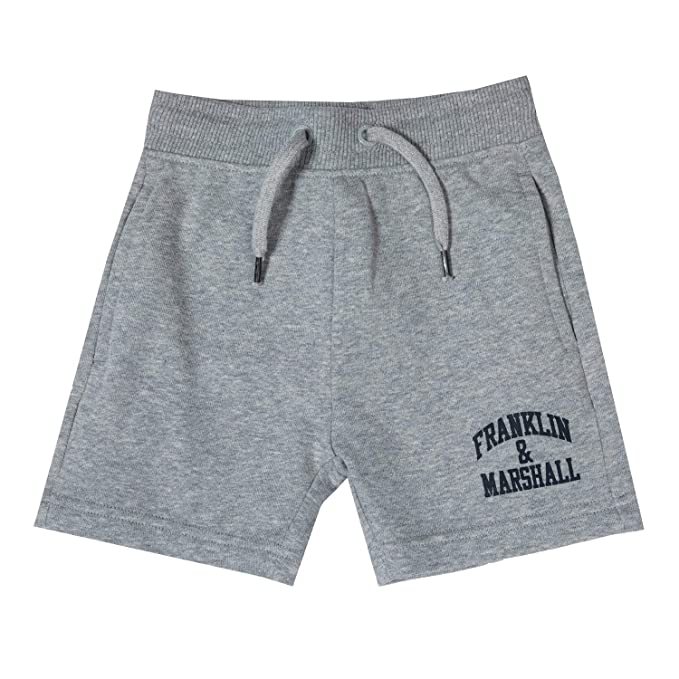 Franklin and Marshall - Pantalones Cortos para niño (Forro Polar ...