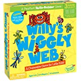 Peaceable Kingdom / Willy's Wiggly Web Award Winning Preschool Skills Builder Game