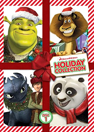 Kung Fu Panda Holiday Dvd