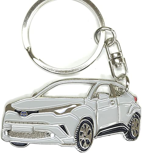 CHEVY MONTE CARLO KEYCHAIN 2 PACK FOBS