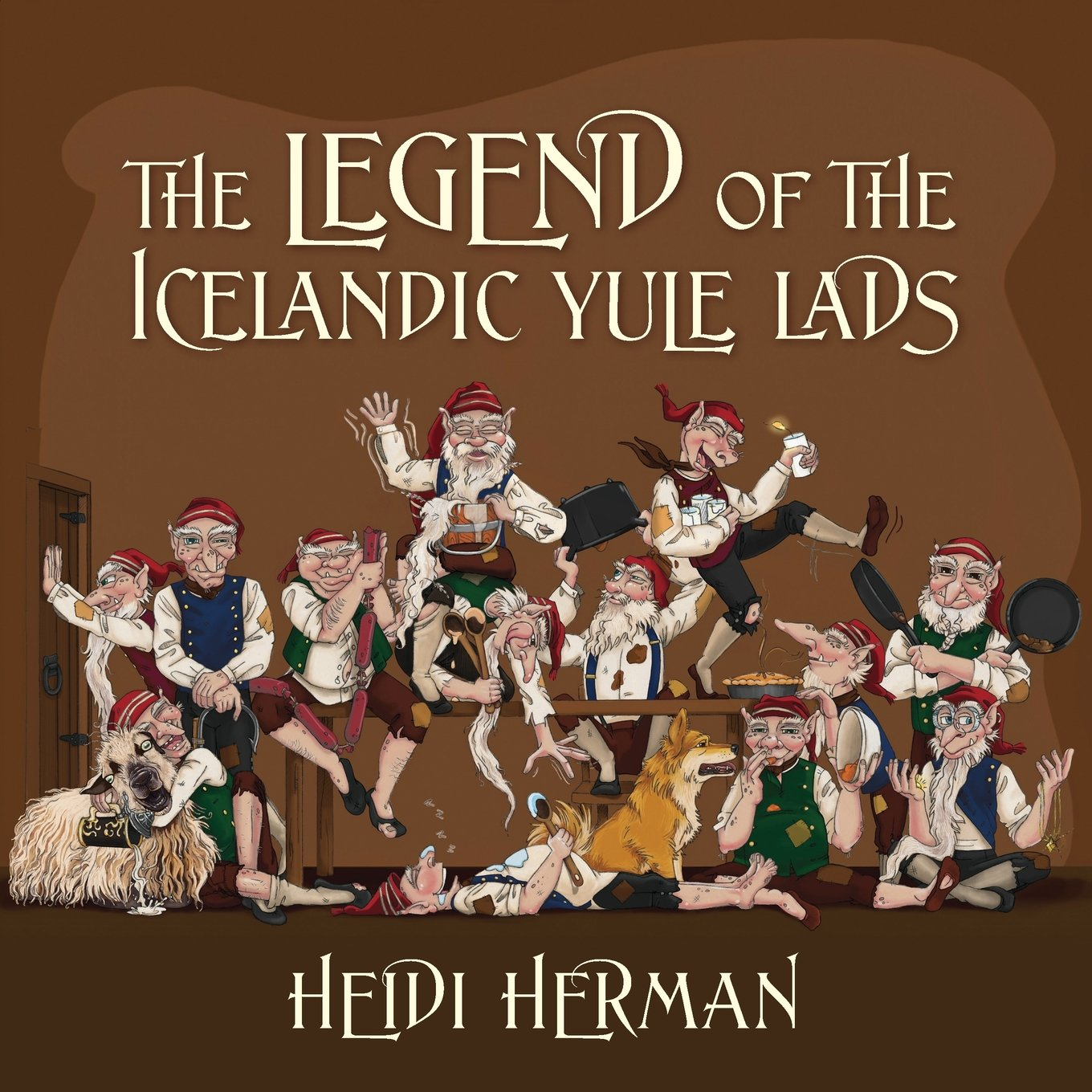 Download The Legend of the Icelandic Yule Lads ebook