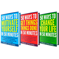 Self Discovery Box Set (3 in 1): Learn Simple Tips To Get The Life You Want and Find Happiness (Positive Thinking, Facing Fears, Goal Setting, Confidence ... and Become Unstoppable,) (English Edition)