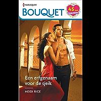 Een erfgenaam voor de sjeik (Bouquet Book 4150)