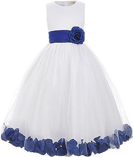 7661ac51f GRACE KARIN Elegant Sleeveless Flower Girl Dress Bridesmaid Wedding ...
