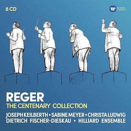 reger - Reger - Oeuvres pour orgue 81U9A6tyC6L._SX522_