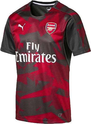 PUMA Arsenal FC, Temporada 2017/2018 Camiseta, Hombre: Amazon.es: Ropa y accesorios