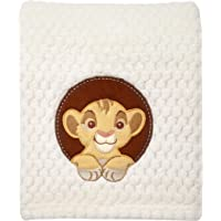 Disney Lion King Popcorn Coral Fleece Blanket , 30x40 Inch (Pack of 1)