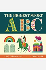 The Biggest Story ABC Board book