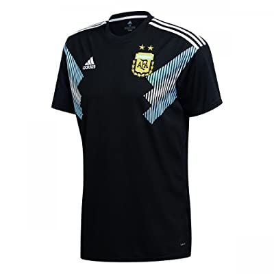 adidas 2018-2019 Argentina Away Football Shirt (Kids)