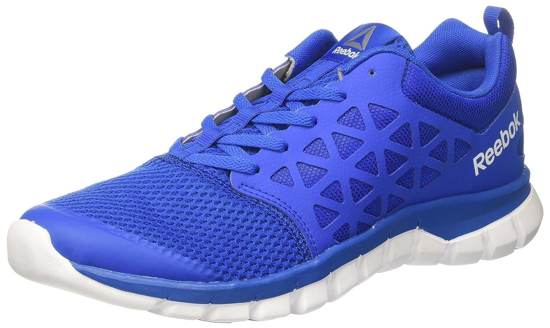 Reebok Bd5536, Zapatillas de Trail Running para Hombre 40 EU|Azul (Awesome Blue / Black / White / Pewter)