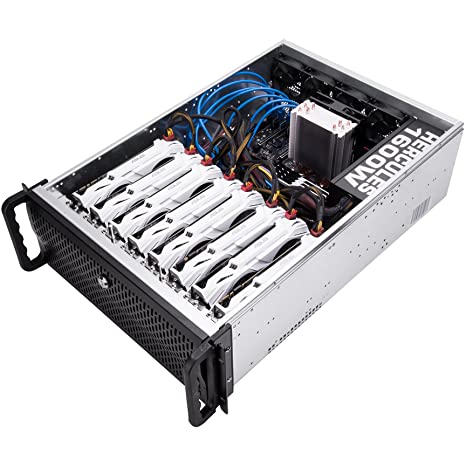 Rosewill Bitcoin Case, Server Chassis, Server Case, Rackmount Case for  Bitcoin Mining