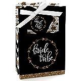 Bride Tribe - Bridal Shower & Bachelorette Party Favor Boxes - Set of 12