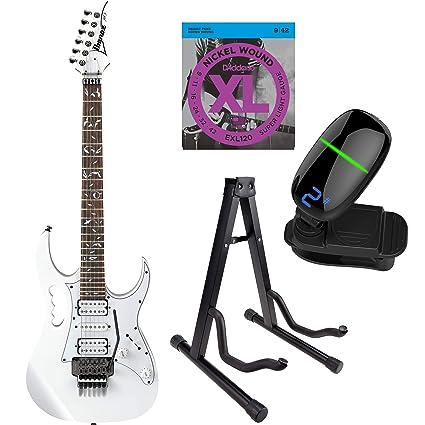 Ibanez JEMJR Steve Vai Signature Series - Guitarra eléctrica con ...