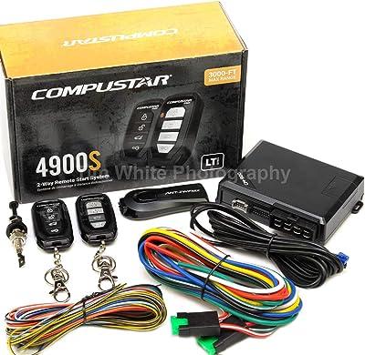 Compustar 2-Way Remote Start