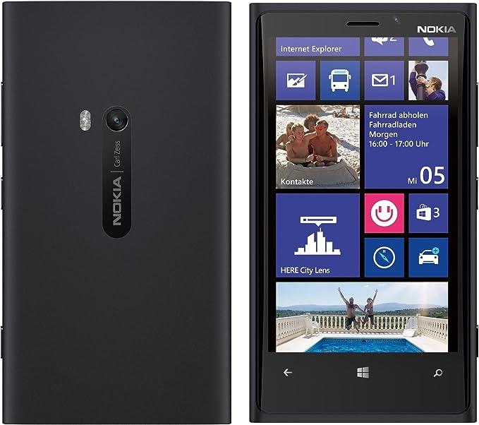 Nokia Lumia 920 Black Negro Windows Phone 32 GB Smartphone libre ...