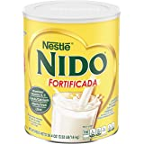 NESTLE NIDO Fortificada Dry Milk 56.4 Ounce Canister (Pack of 1)