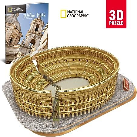 CubicFun National Geographic -The Colosseum 3D Puzzle