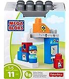 Mega Bloks Police Officer Block Buddy Building Kit