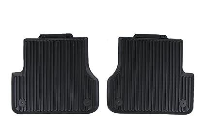 Amazoncom Genuine Audi Accessories 4g0061511041 Rear All Weather