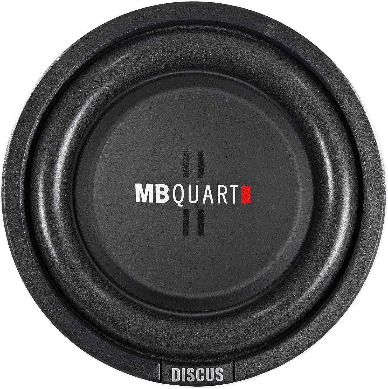 MB Quart DS1-204 Shallow Mount Car Subwoofers