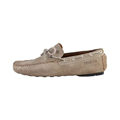 Amazon.com: Sparco Mens Moccasins, Magny-Cours_CAMO_Rice: Shoes