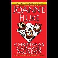 Christmas Caramel Murder (A Hannah Swensen Mystery Book 20) book cover