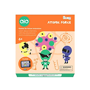 OjO Atomic Force, un Juego de Ciencia para niños. Niños y niñas ...