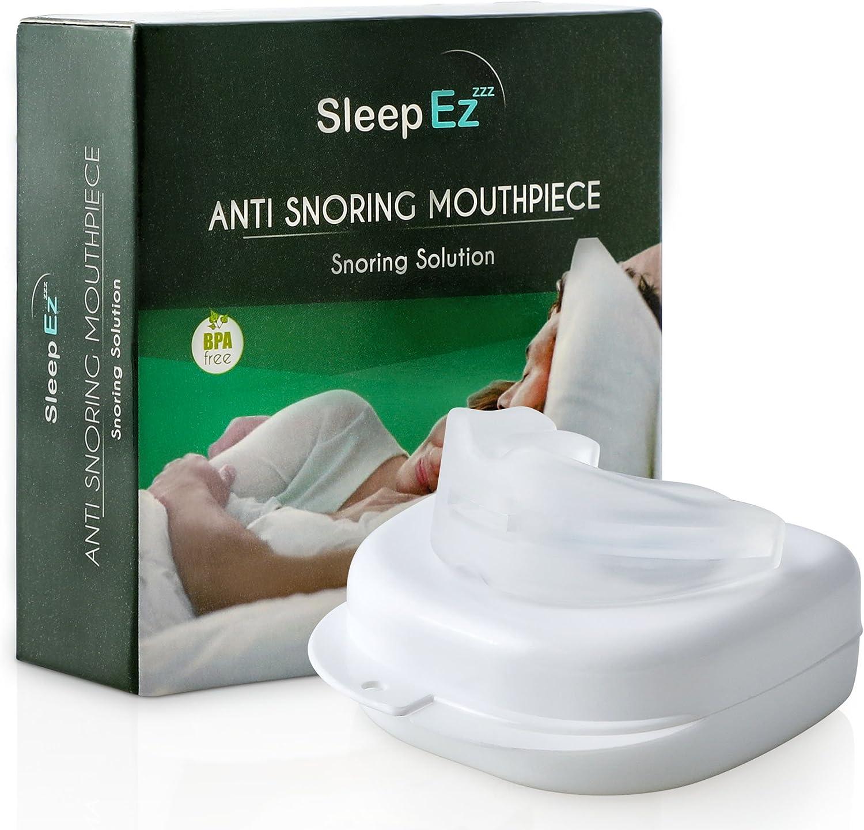 Sleepez anti snoring device: Features