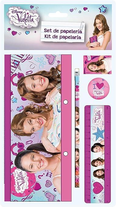 Violetta - Blister Portatodo y complementos (Fantasy VI1018/AS7514): Amazon.es: Juguetes y juegos
