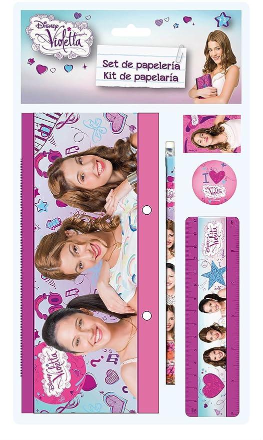 Violetta Blister Portatodo y complementos (Fantasy VI1018/AS7514)