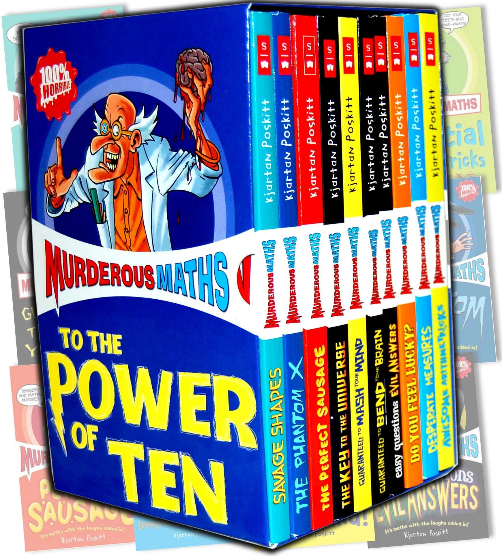 Murderous Maths Box Set Se